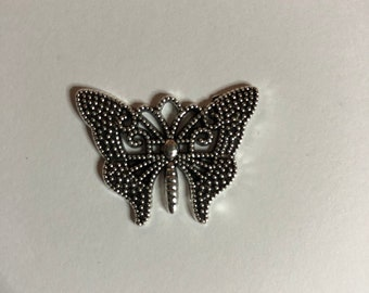 Butterfly Charm Bauble Add-On B