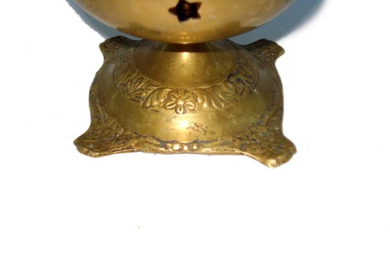 Ancienne La En Lampe Laiton Huile Gratuite Livraison Décoratif Belle Fabriqués Unique À Diya Indienne QrxoBhCtsd