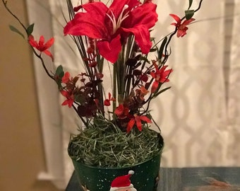 Naughty or Nice Floral Arrangement