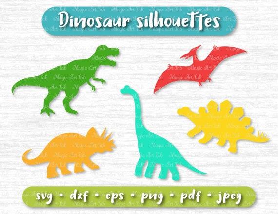 Dinosaur Svg T Rex Svg File Dinosaur Birthday Svg Dinosaur Etsy