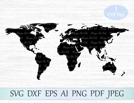 World map svg world svg file world map clipart earth svg etsy image 0 gumiabroncs Choice Image