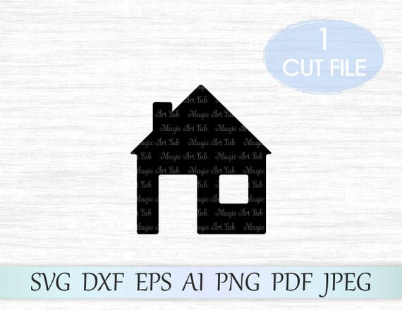 House Svg Cricut House American House Svg House Cut File Etsy