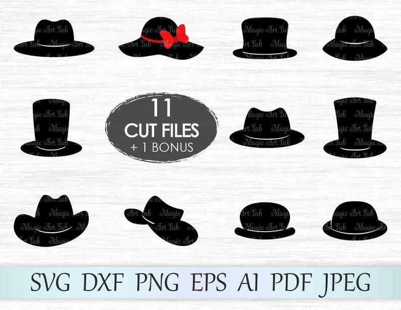 fdb3f00d5bc89 Hat svg Bowler svg Cowboy hat svg Derby hat clip art Top