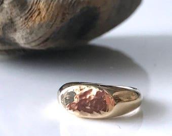 Monte Carlo Signet Ring