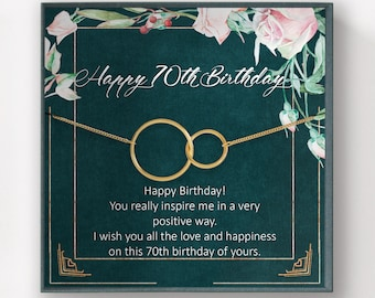 Personalized 70th Birthday Gifts For Women Gift Ideas 70 Year Old Woman Seventy Sister Mom