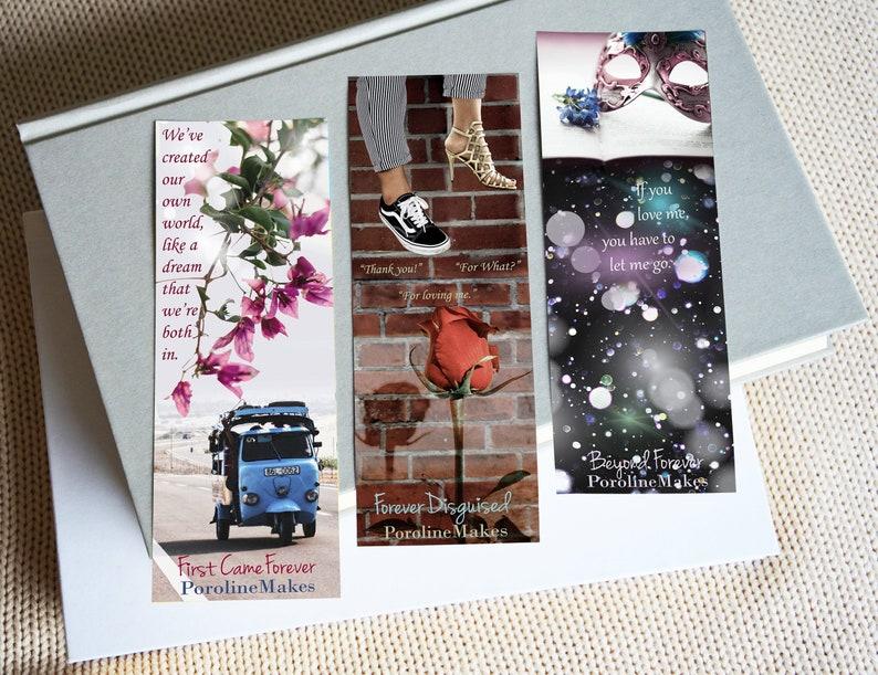 The Angelheart Saga  bookmarks image 0
