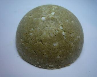 soothing solid shampoo bar pomade