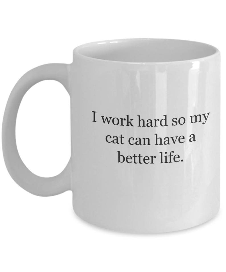 Cat Gift Mugs Crazy Lover MugsGifts Mug Lady Coffee Lovers CdQEoerxWB
