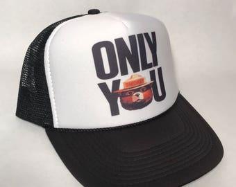 fbdc8ab74 Smokey bear hat | Etsy