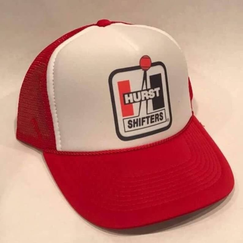 Team ATC Honda Racing Promo Trucker Hat Mesh Snapback Cap 4 Wheeler 250R RWB Cap