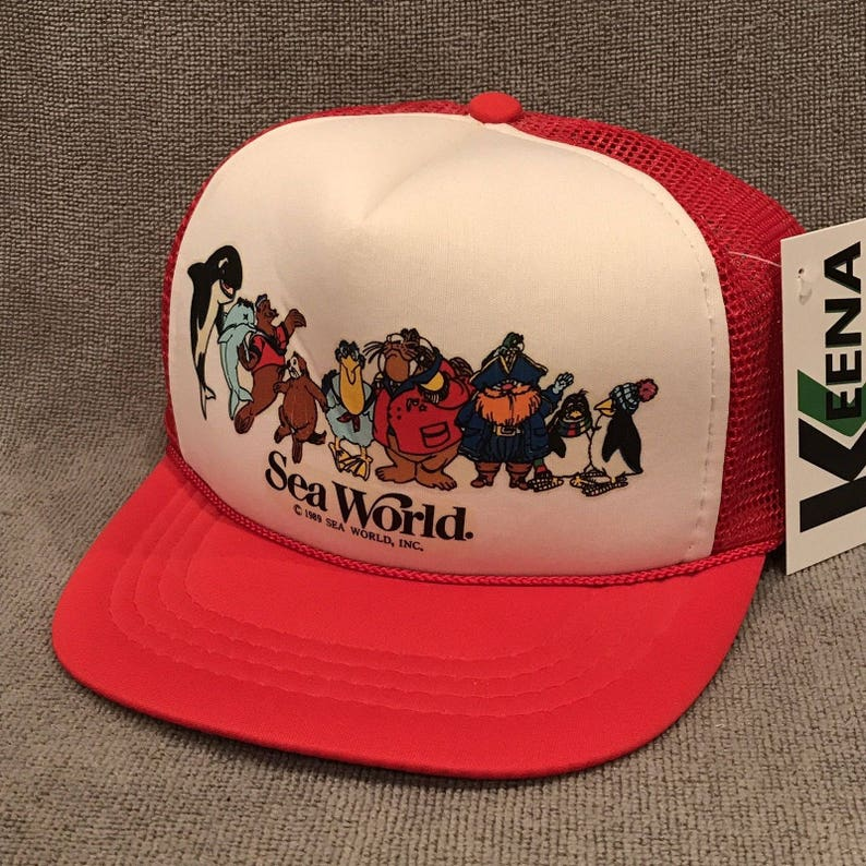 Fatal Fury Trucker Hat mesh hat snapback hat red vintage video game hat NEW