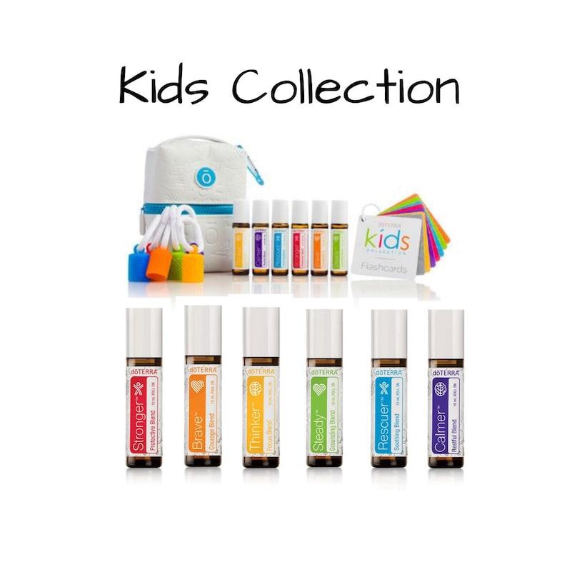 Kids Collection Essential Oil Doterra Essential Oil Original Etsy