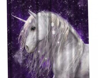 Shower Curtain Unicorn