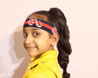 26ad5e1c41e Baby Headband Blue   Red Snake Headband Unisex Headband Gifts for Kids  Fashion Designer inspired Headband Birthday Gifts