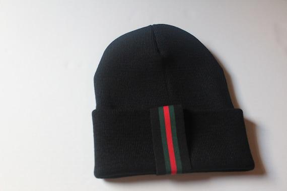 Gucci Inspired Beanie Man Designer Inspired Winter Hat Man  68ec647e4dc