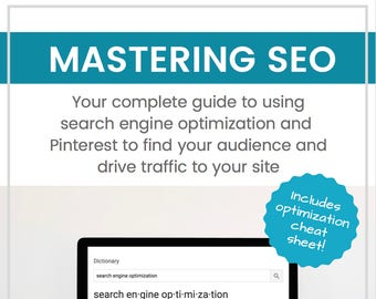 Mastering Search Engine Optimization (SEO) Guide