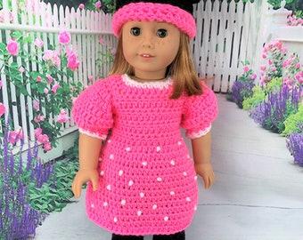 Crochet Doll Clothes Etsy