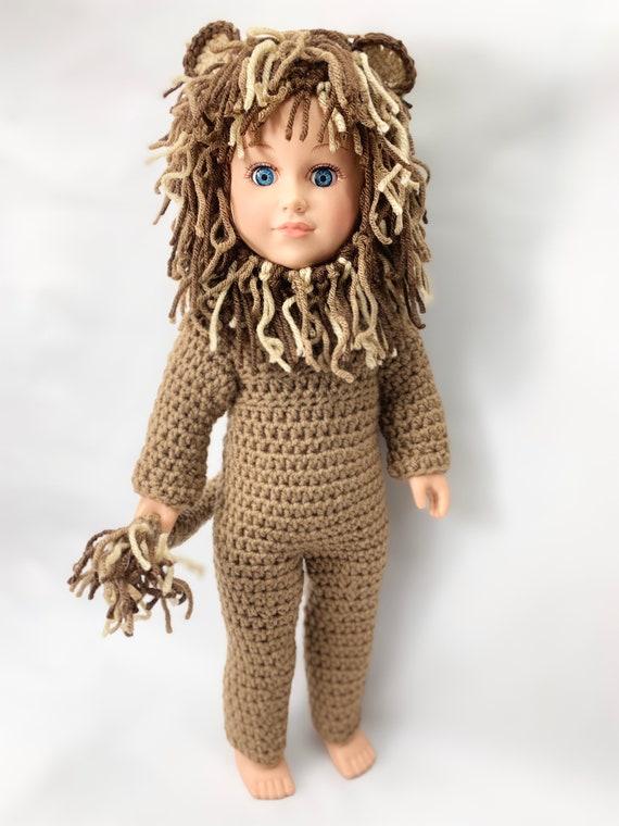 Yarn Doll Wig Tutorial | Yarn dolls, Doll wigs, Doll tutorial | 760x570