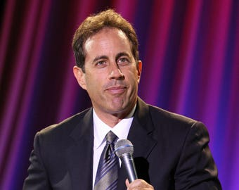 Jerry Seinfeld 8 x 10 / 8x10 GLOSSY Photo Picture
