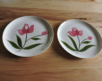 Stetson Meadow Rose 6 Bread and Butter Plates Set of 6