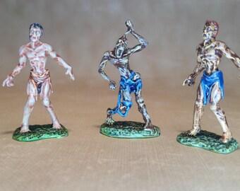 Zombie Minatures