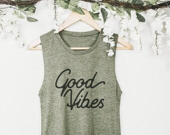 db46e0cf8da Good vibes shirt