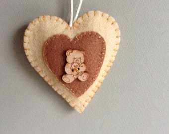New baby gift, hand made for baby boy or baby girl