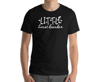 ea233f8e Little Miss Heartbroken T-shirt-Funny Shirts For Him-Shirts For Sons-unny  Family Shirt-Sarcastic t shirt-Funny Family Gift-Brother Shirt-Sis