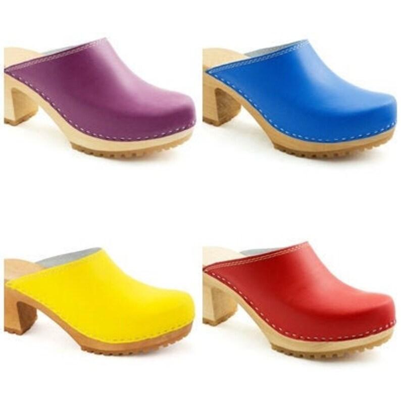 193245cad5d80 Leather Sandals Slide sandals Slip on sandals slide sandals slip on shoes  slide shoes summer sandals pletform sandals wooden sandals wood