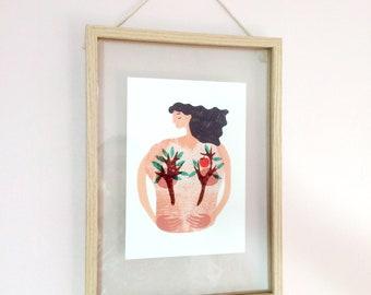 Selflove A5 print