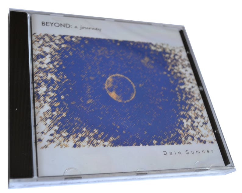 Beyond: a journey relaxation music CD image 0