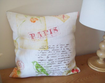 French Inspired Cushion