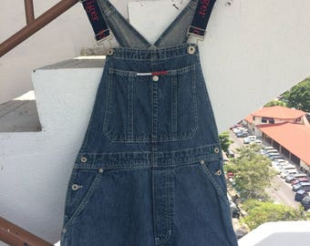 Vintage 90's Tommy Hilfiger Overall