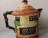 Vintage Beswick Ware Cottage Teapot (1)