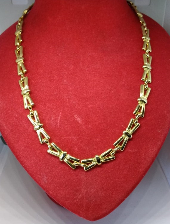 VINTAGE Pierre CARDIN vintage necklace 70s /80s vi