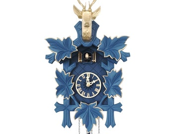 Modern cuckoo clock, original from the Black Forest (Germany)