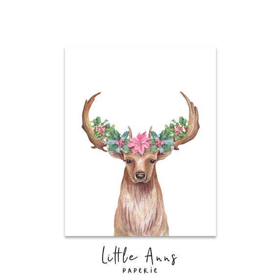 photograph relating to Printable Deer Antlers identify Deer Print - Deer Wall Artwork - Deer Prints - Deer antlers Wall Artwork - Stag Print - Bed room Wall Artwork - Household Wall Artwork