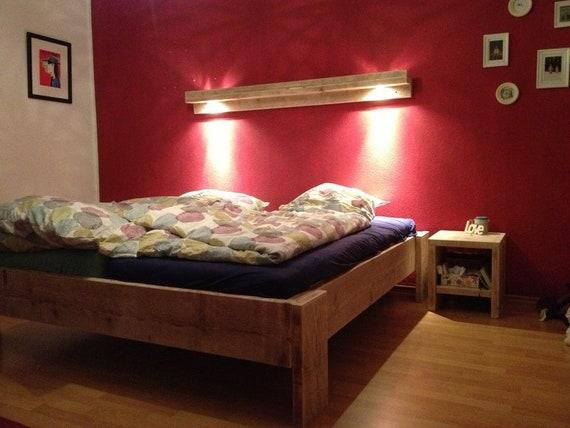 Traumhaftes Bauholz Schlafzimmer Komplettangebot