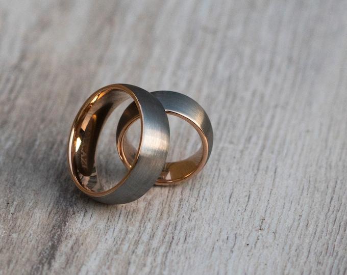 Tungsten wedding ring . Wedding. minimalistic wedding ring. simple wedding ring. gunmetal ring. engagement ring.