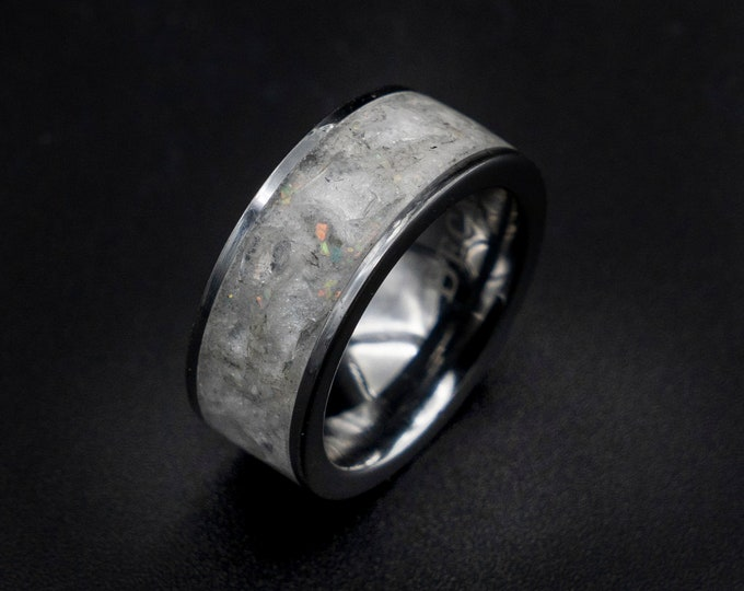 herkimer diamond ring, ring men, herkimer diamond engagement ring, jewelry, healing crystal, raw stone ring, april birthstone ring, rough.