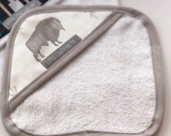 Pocket Wash Cloth Sets (2)
