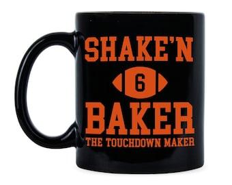 c28f09c65a9 Baker Mayfield Believeland Mayfield Browns Football Cleveland Browns  Cleveland Browns Mug Believe Land Bakermania