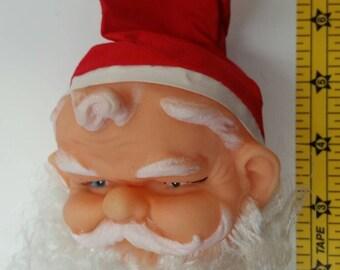 Santa Head on Wire Pick Mangelsens 157-41 (#55)