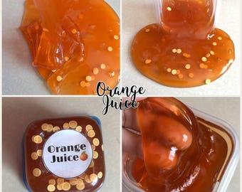 Orange Juice (scented oranges)
