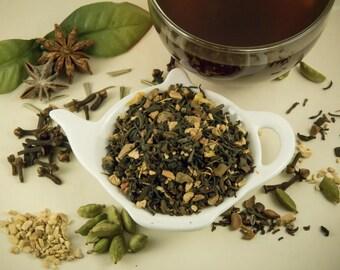 Smoky Chai Black Tea