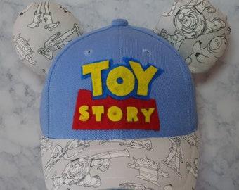 7a8b901f427 CHILD Toy Story Disney Ears Hat