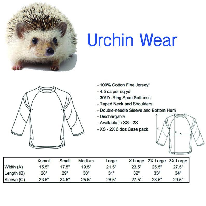 98e405bee8eb Hedgehog Shirt  Stubborn Hedgehog Tricks Funny 3 4 sleeve