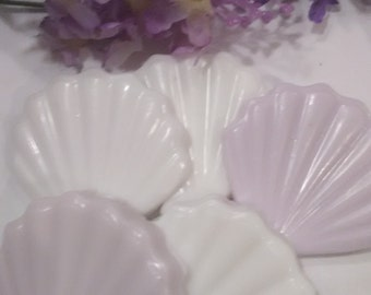 Shell Guest Soap 4 Pack