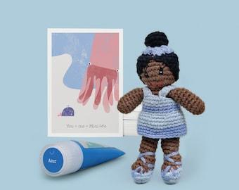 Stamps & Friends - Baby Ballerina Rattle