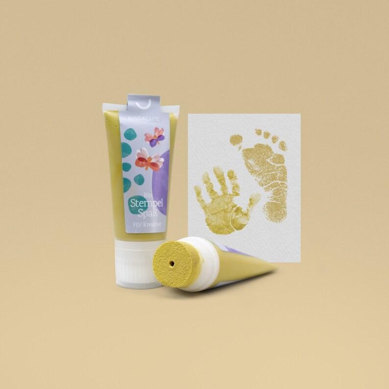 LEMON CURRY  Bio Baby Stamp 50ml Tube  detailed Baby image 0
